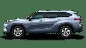 New Toyota Highlander near Vacaville