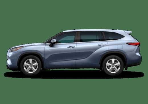 New Toyota Highlander near Birmingham
