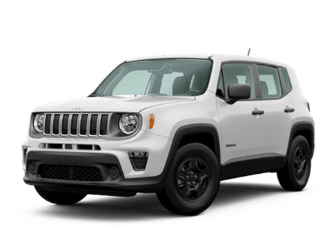 New Jeep Renegade in Weslaco