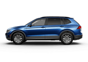 New Volkswagen Tiguan at Clovis