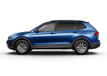 New Volkswagen Tiguan at Pittsburgh