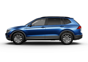 New Volkswagen Tiguan at Midland