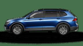 New Volkswagen Tiguan at Chattanooga