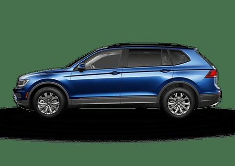 New Volkswagen Tiguan near Mason City