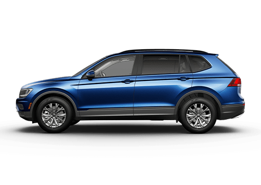 New Volkswagen Tiguan near Brownsville
