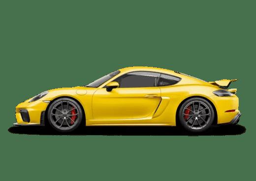 718 Cayman GT4 GT4