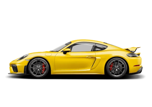 New Porsche 718 Cayman GT4 near Colorado Springs
