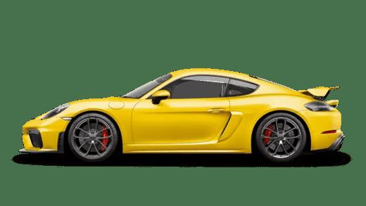 New Porsche 718 Cayman GT4 near Columbia