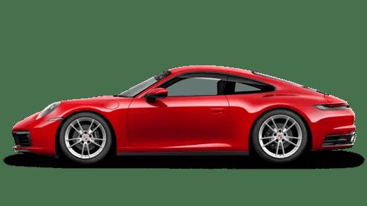 New Porsche 911 Carrera near Columbia