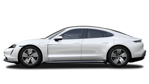 New Porsche Taycan near Columbia