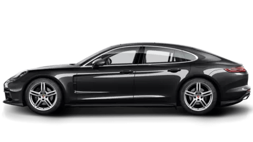 New Porsche Panamera near Columbia
