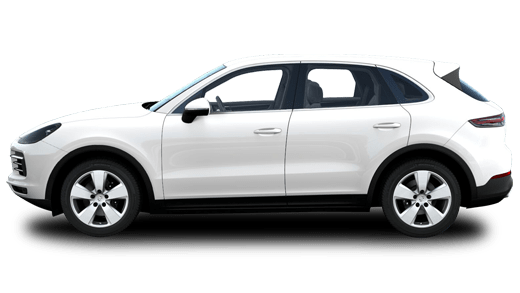New Porsche Cayenne near Columbia