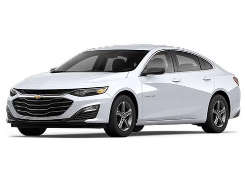 New Chevrolet Malibu in Raleigh