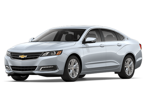 New Chevrolet Impala in