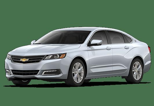 New Chevrolet Impala in Salisbury