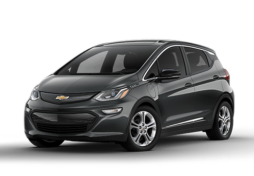 New Chevrolet Bolt EV in