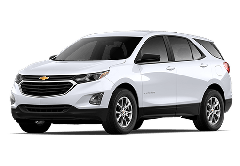 New Chevrolet Equinox in Milwaukee and Slinger