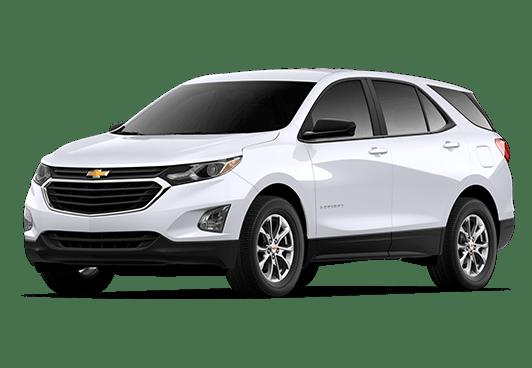 New Chevrolet Equinox in Salisbury