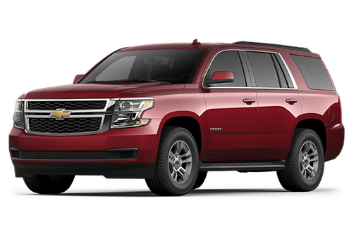 New Chevrolet Tahoe in
