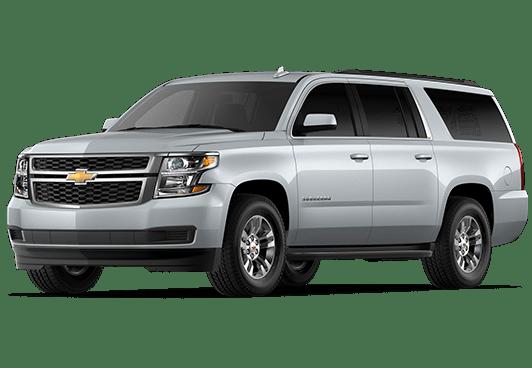 New Chevrolet Suburban in Salisbury