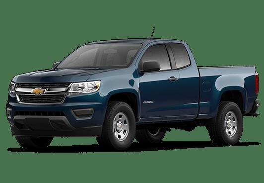 New Chevrolet Colorado in Salisbury