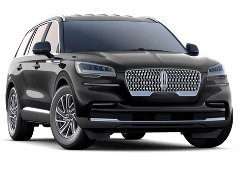 New Lincoln Aviator in