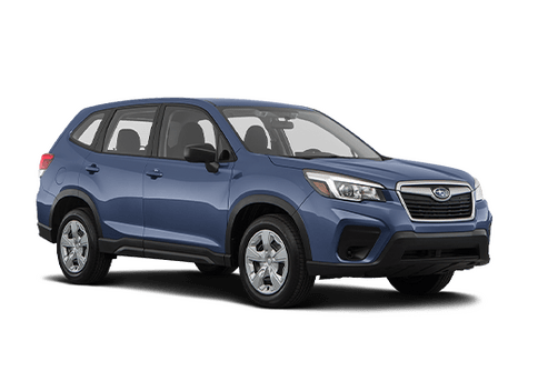 New Subaru Forester in Asheboro