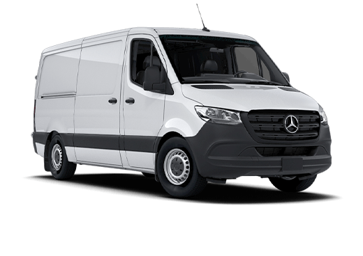 New Mercedes-Benz Sprinter Cargo Van near Medford