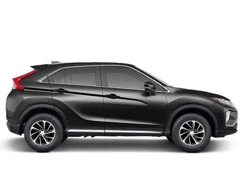 New Mitsubishi Eclipse Cross in