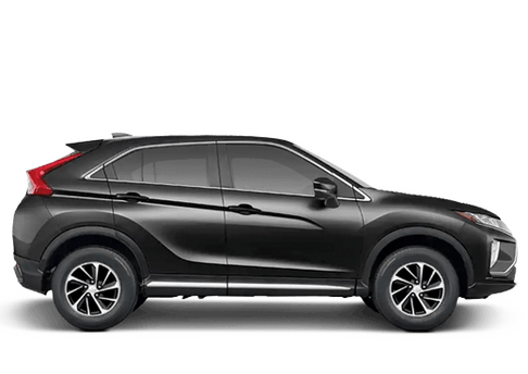 New Mitsubishi Eclipse Cross in Mission