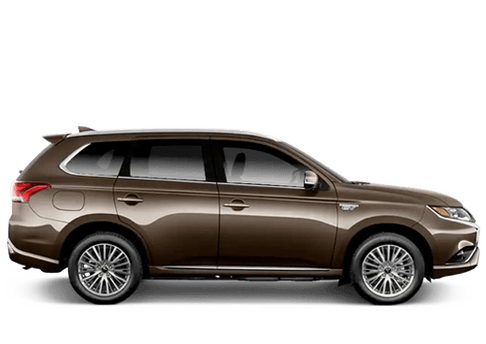 New Mitsubishi Outlander PHEV in Mission