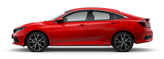 Civic Sedan Sport Manual