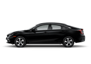 New Honda Civic Sedan at Jacksonville