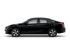New Honda Civic Sedan at Duluth