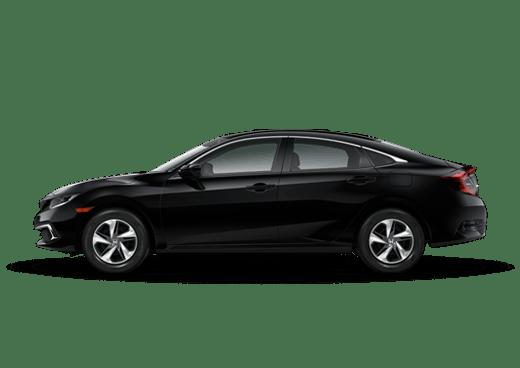 New Honda Civic Sedan near Salisbury