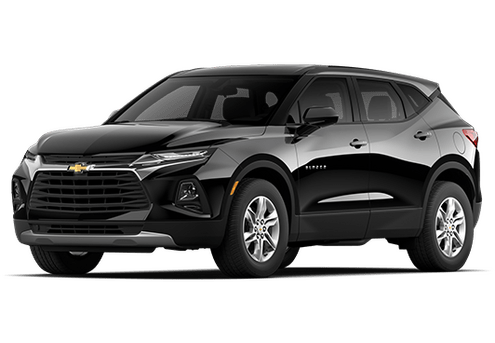 New Chevrolet Blazer in