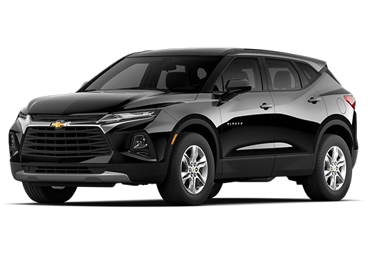New Chevrolet Blazer in Salisbury