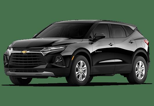New Chevrolet Blazer in Salisbury
