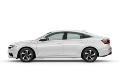 New Honda Insight at Ponce
