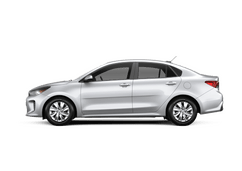 New Kia Rio at Swansea