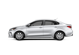 New Kia Rio at Akron