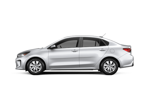 New Kia Rio in Fort Worth