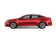 New Kia Optima Hybrid at Macon
