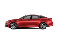 New Kia Optima Hybrid at Dayton
