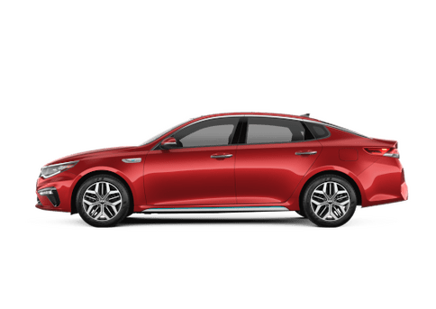 New Kia Optima Hybrid in Novato