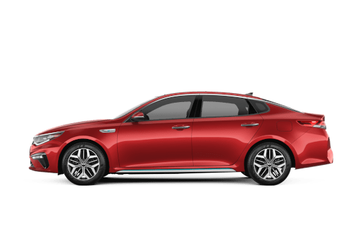 New Kia Optima Hybrid near Crystal River