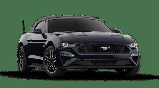 Mustang Convertible GT Premium
