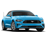 New Ford Mustang Convertible at Essex
