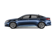 New Kia Optima Plug-In Hybrid at Macon