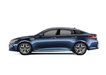 New Kia Optima Plug-In Hybrid at Concord